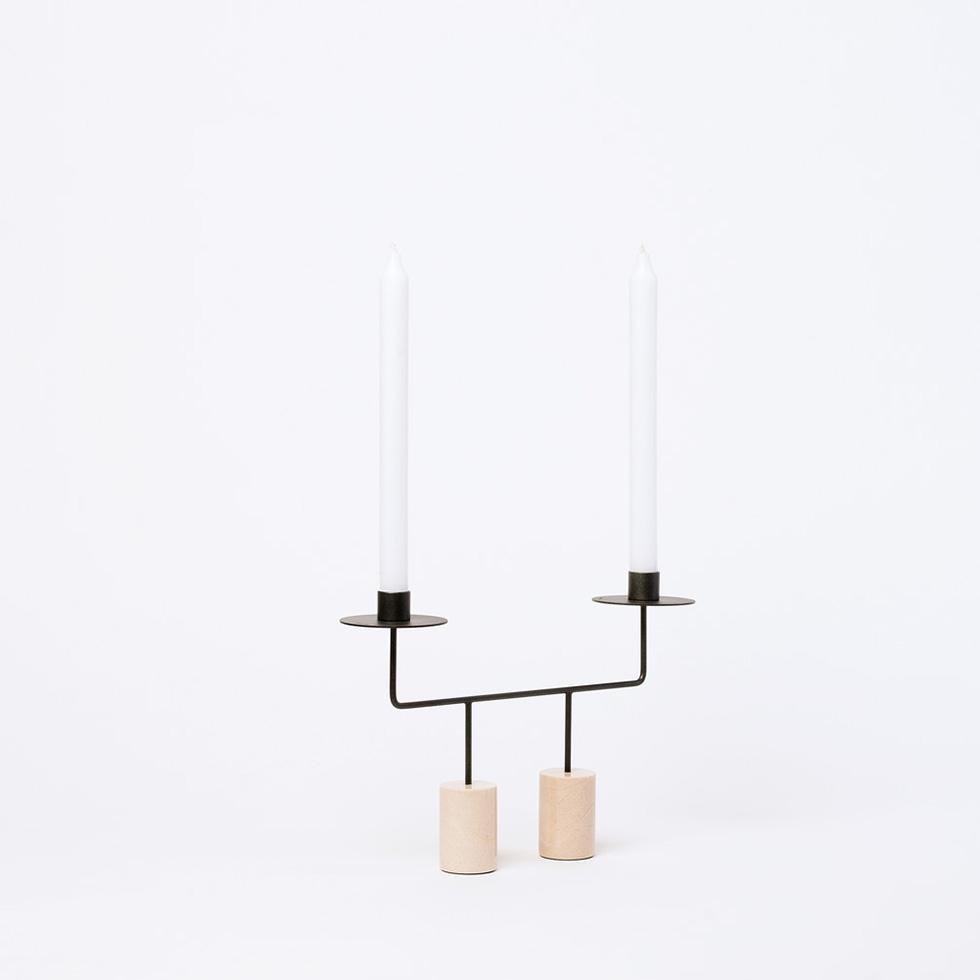 Double candelabra