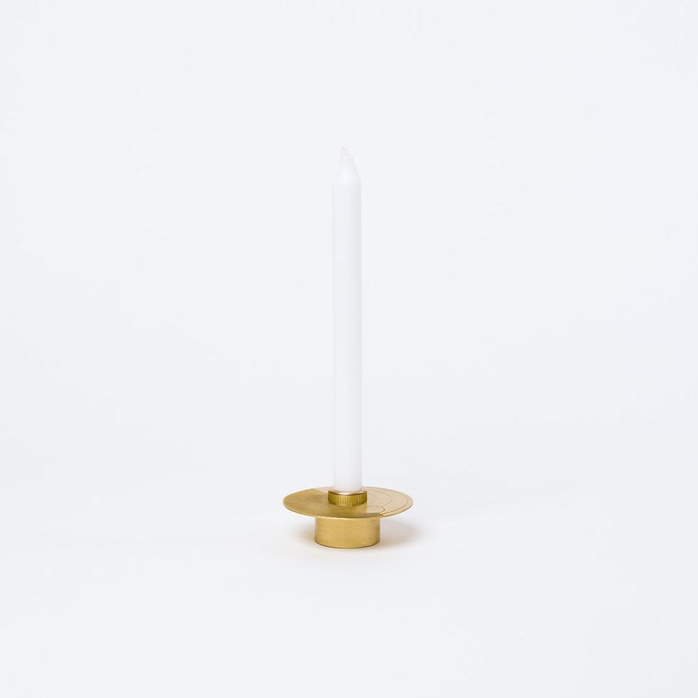 Single candleholder